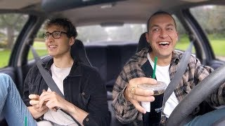ANDREW LOWE'S EXTREMELY POINTLESS CAR RIDE   Chris Klemens