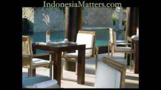 The Bale Villas Hotel in Nusa Dua, Bali