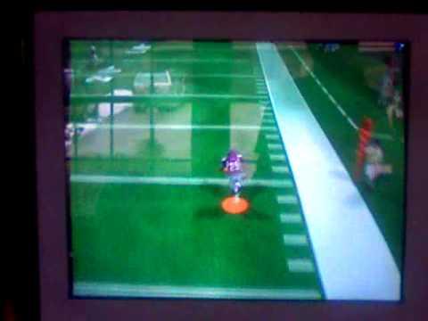 touchdown joseph addai