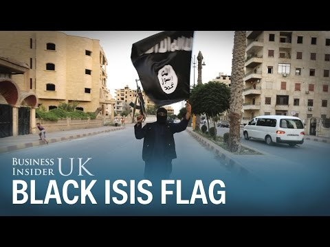 why-the-black-flag-of-isis-is-a-'clever-piece-of-marketing'