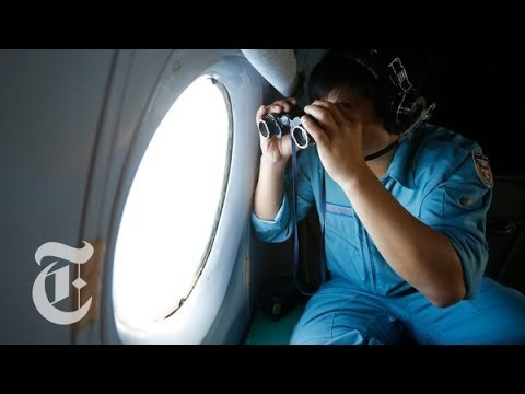 Times Minute 3/12/14 | The Search for Malaysia Airlines Flight 370 | The New York Times