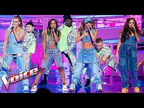 Little Mix - Bounce Back (Live At The Voice Australia 2019)