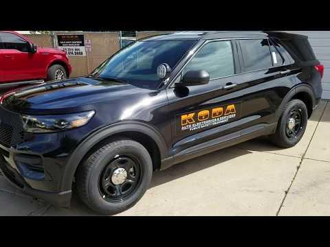 2020 Ford Explorer Police Interceptor Utility
