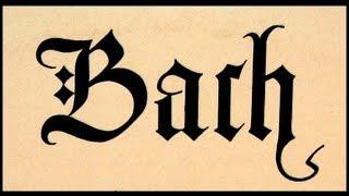 "Bach / Edouard Commette, 1952: Chorale-Prelude ""Wachet Auf,"" BWV 645 - Original Angel LP"