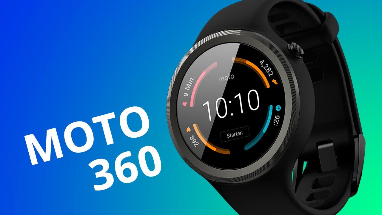 b5688a613a6 Moto 360  o relógio inteligente da Motorola que é surpreendentemente ...