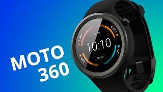 Moto 360: o relógio inteligente da Motorola que é surpreendentemente bonito [Análise](A nova geração de produtos da Motorola, anunciada em Setembro deste ano, conta com 4 membros: O top de linha Moto X 2014, o Moto G 2014, o Hint, fone ..., 2014-10-30T16:30:37.000Z)