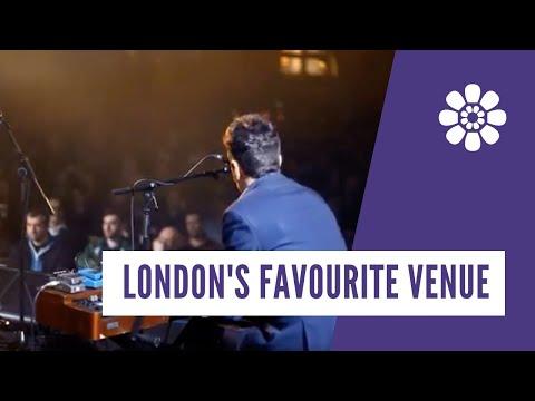 Union Chapel - London's Favourtie Venue 2014