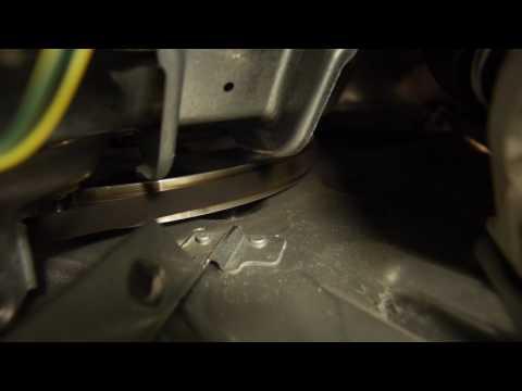 GE Washing Machine Scraping GTWN2800D2WW