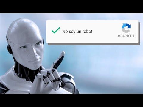 No soy un robot ¿Que es esto?