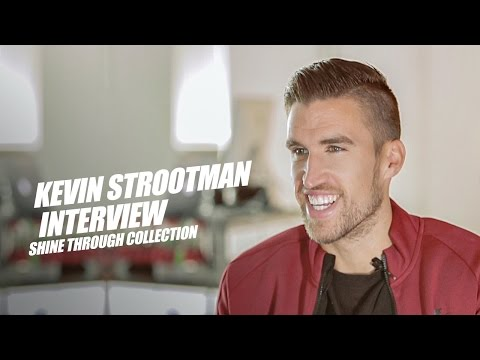 Interview with Kevin Strootman - Nike Shine Through Collection