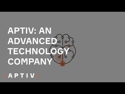 Meet Aptiv, An Advanced Technology Company (Extended)