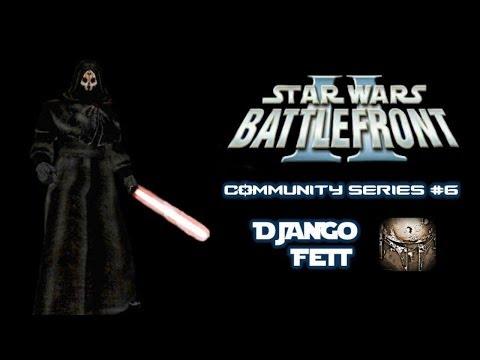 Star Wars Battlefront II Mods (PC) HD: Community Series: Episode 6 | KotOR Era w/Django Fett