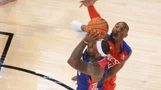 Repeat youtube video Top 10 All-Time Blocks in All-Star Game History