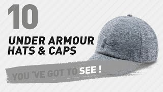 Under Armour Hats & Caps // New & Popular 2017