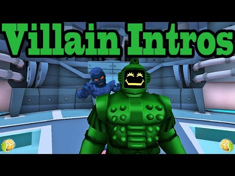 Marvel Super Hero Squad Online Villain Intros Take Six- HD