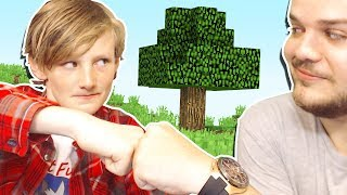 PLAYING MINECRAFT WITH MY FAN...