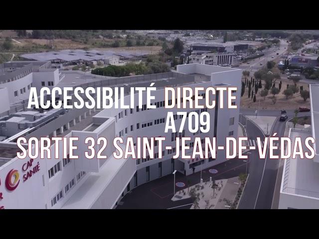 ACTE 4 Vidéo Officielle Nouvelle Clinique  Saint Jean - Sud de France - Groupe Cap Santé