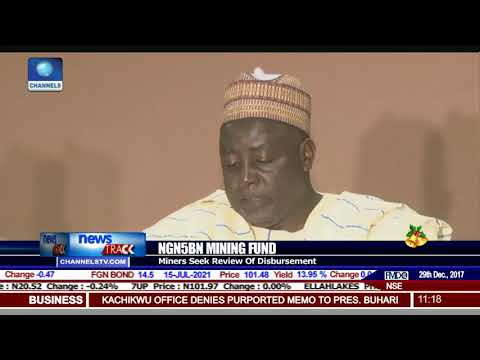 Miners Yet To Access N5bn Mining Fund