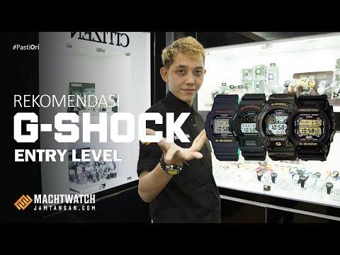 Rekomendasi Jam Tangan G-Shock Best Entry Level | GAK PAKE MAHAL #JamTangan #Casio #GShock
