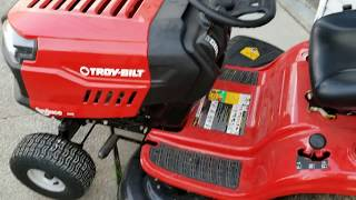 How To Change The Oil And Filter On Your Riding Mower   Get Running