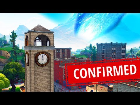 COMET IMPACT CONFIRMED in Fortnite: Battle Royale