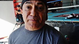 Ismael Salas on everyone avoiding Guillermo Rigondeaux: 'Everybody knows he's quality'