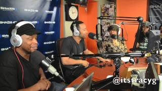 John Legend Sings Live On-Air & Talks Double-Standards Around One Night Stands