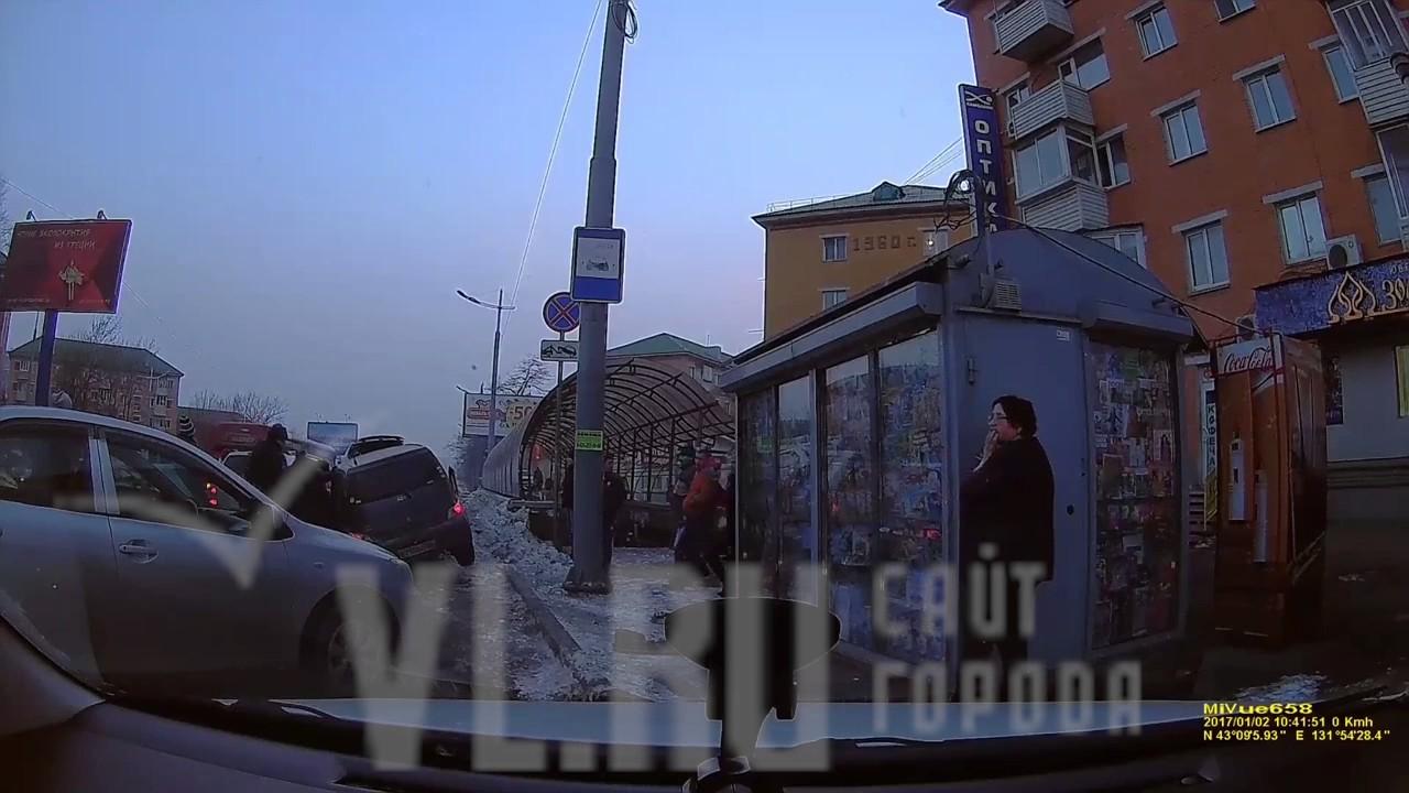 VL ru ДТП на Столетии
