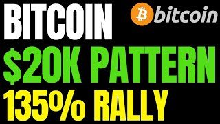 $20,000: This Pattern Suggests Bitcoin Price Could Rally 135% in Coming Months | BTC News Today