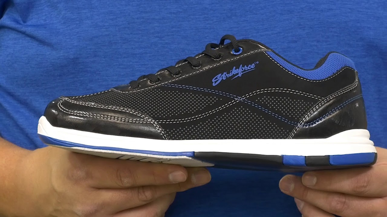 KR Strikeforce Mens Titan Bowling Shoe - YouTube e1752a14d