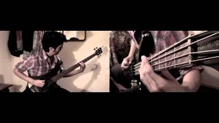 Meshuggah - Combustion (bass cover)