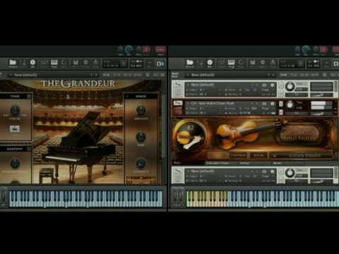 Utopia - Hujan Virtual Instrument Cover