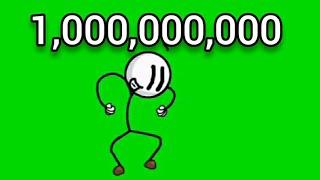 Henry Stickmin Distraction Dance over 1 BILLION times