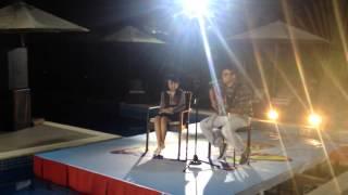 Lonely - Cho Anh Xin Số Nhà Medley - Yến Trinh & Bảo Kỳ (full fancam)