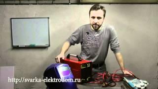 Как научиться варить электросваркой - Урок 1