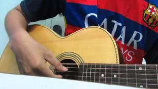Cây Đàn Sinh Viên - Toàn Đoàn Guitar Cover