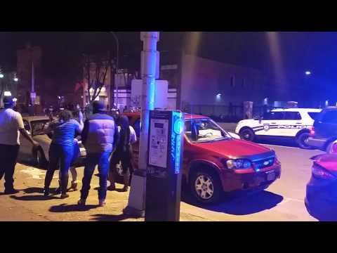 Albany ny police at work