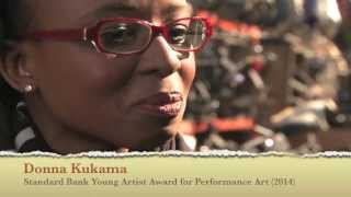 Standard Bank Young Artist Award 2014 - Donna Kukama (Performance Art)