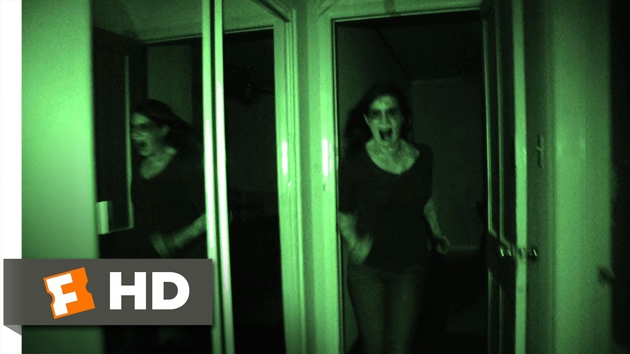 Final de PARANORMAL ACTIVITY 4 - YouTube