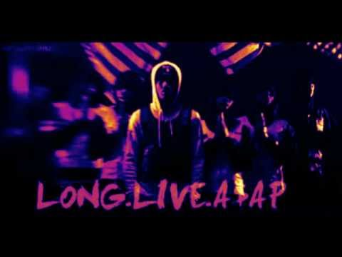 A$AP Rocky - LONG.LIVE.A$AP. (Screwed N Chopped)