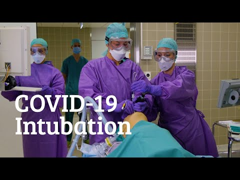 Intubation of suspected  COVID-19 patients (English)