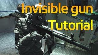 Call of Duty 4 - Невидимое оружие (18+)