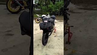 Yamaha vixion modif yamaha r25+r125+ninja 250