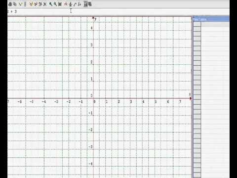 How To Use Graphmatica Program To Draw Graph 1.wmv