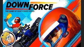 Downforce — game preview at Gen Con 50