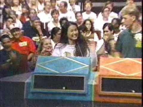 Kelly Chang Rickert on Price is Right, Part 2