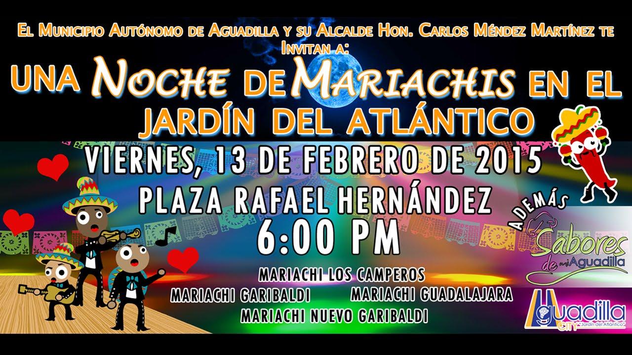 Una noche de mariachis en el jard n del atl ntico youtube for Amor en el jardin