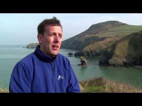 Talking Head: Ceredigion Coast Path