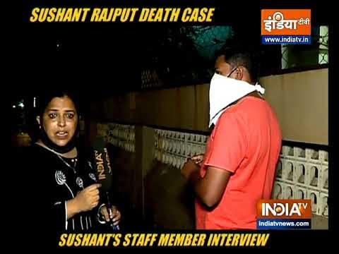 Sushant Singh Rajput ex-staff member makes explosive statements on Rhea Chakraborty