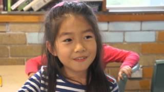 培基中文学校二年级2016年母亲节 下午班视频